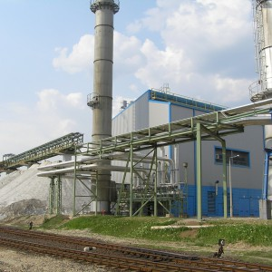 110 T/Hr Steam Boiler To Borsodchem Chemical Complex (Hungary)