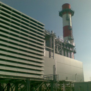 860MW Combined Cycle Gas Turbine Power Plant Project (Slovakia)