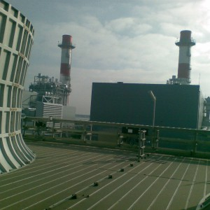 860MW Combined Cycle Gas Turbine Power Plant Project (Hungary)