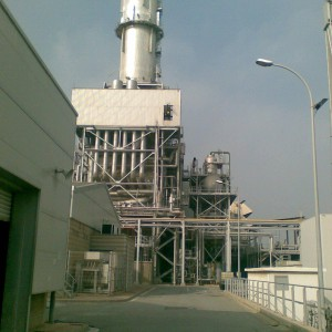 200MW/87MW Combined Cycle Gas Turbine Power Plant Project (Hungary)