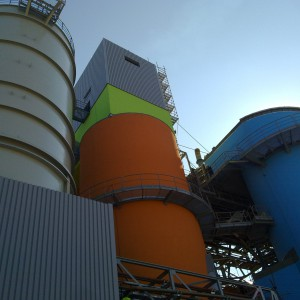 Slovnaft Thermal Power Plant Rewamp And Flue Gas Desulphurization Plant (Slovakia)