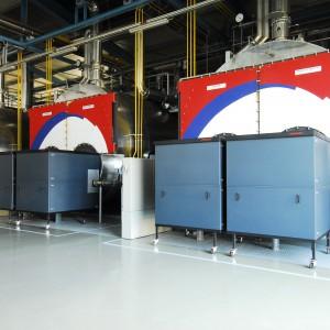 9,6 MW Gas Engine Driven District Heating Power Plant To The City Of Kazincbarcika (Hungary)