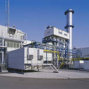 35 MW Gas Turbine Driven Combined Cycle Industrial Power Plant To TVK Chemical Complex (Hungary)