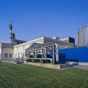 450 T/Hr Membrane Based Water Treatment Facility TVK Chemical Complex (Hungary)