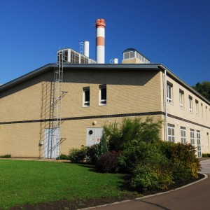 6,4 MW Gas Engine Driven District Heating Power Plant To The City Of Tiszaújváros (Hungary)